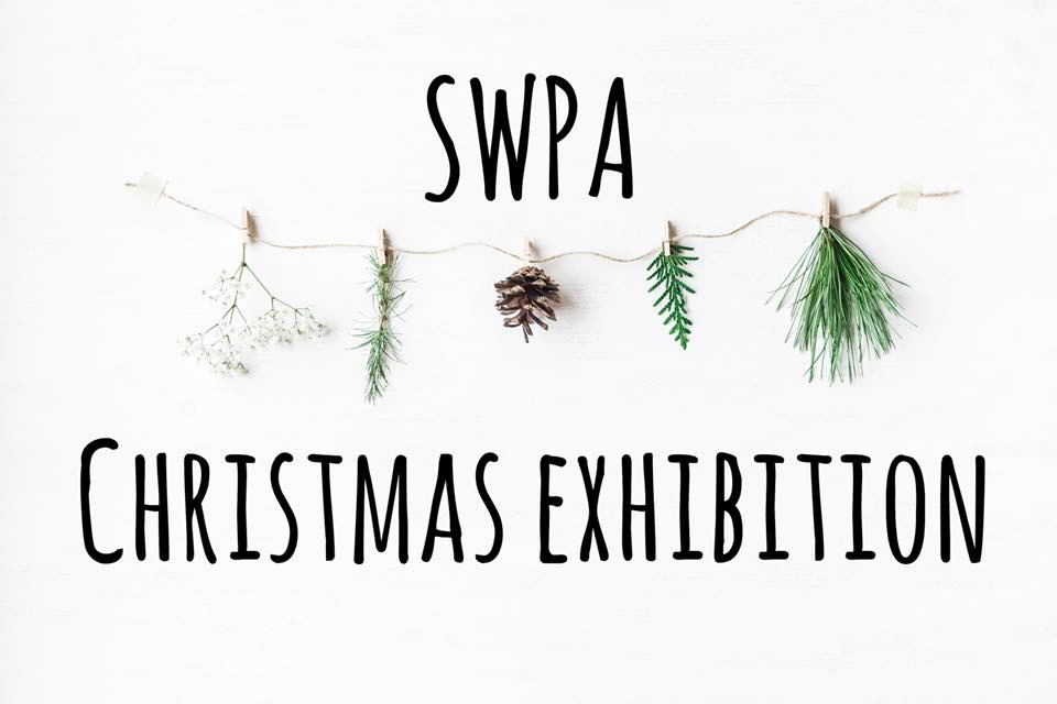 Private View SWPA Christmas Exhibition