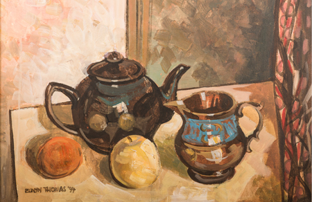 Artist: Elwyn Thomas<br>Title: Still Life 1<br>Medium: Giclée Print
